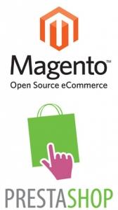 Magento et PrestaShop