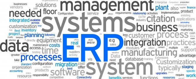 Mots-clés liés à l'ERP