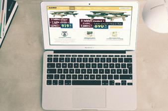 KGMat sur ordinateur portable