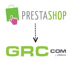 Module d'interface - De PrestaShop vers GRCcom