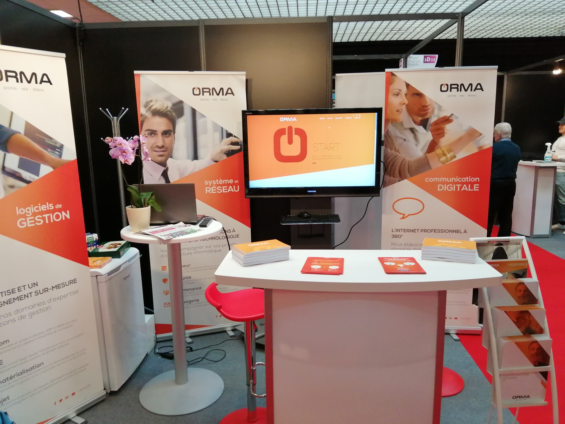 ORMA Drôme Digital Days 2020