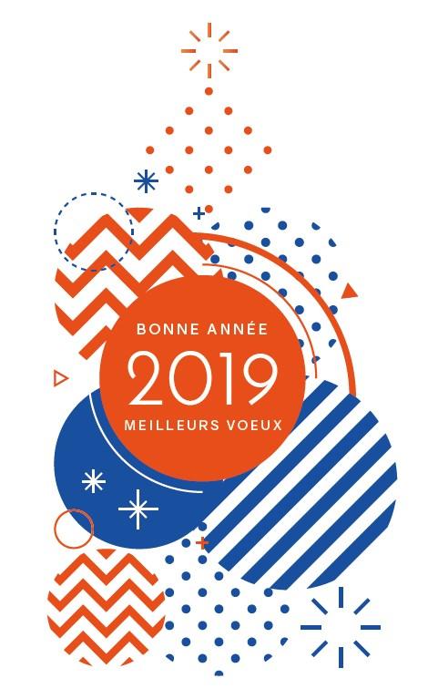 bonne année 2019 ORMA